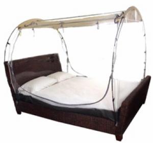 hoogtetent - Deluxe bed tent