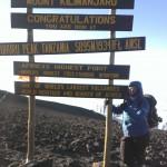 Mijn Kilimanjaro voorbereiding: Mieke Thomas
