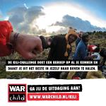 Kilimanjaro beklimmen voor War Child