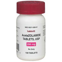 acetazolamide medicatie tegen hoogteziekte