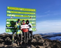 Kilimanjaro-Geert