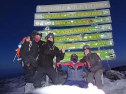 Kilimanjaro Yannick