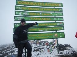 Kilimanjaro Nico Verdoes