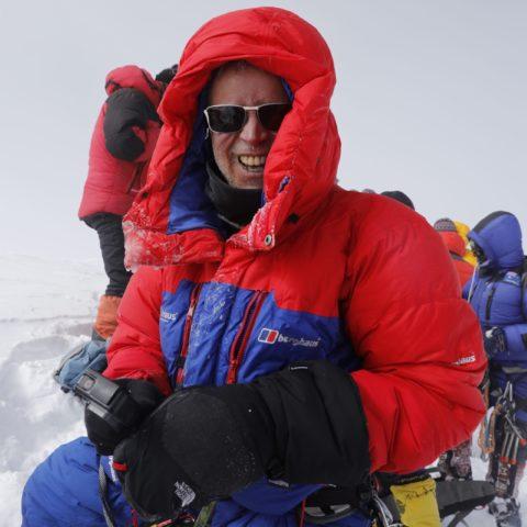 K2 summit Paul Hegge