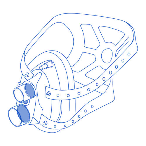Replacement Trainingmaskers